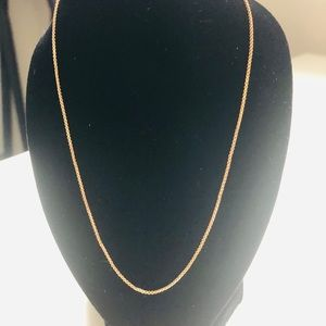 Jewelry - 18K Gold Plated Necklace